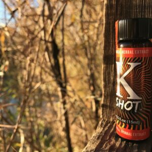 K-Shot Kratom Concentrate Shot liquid