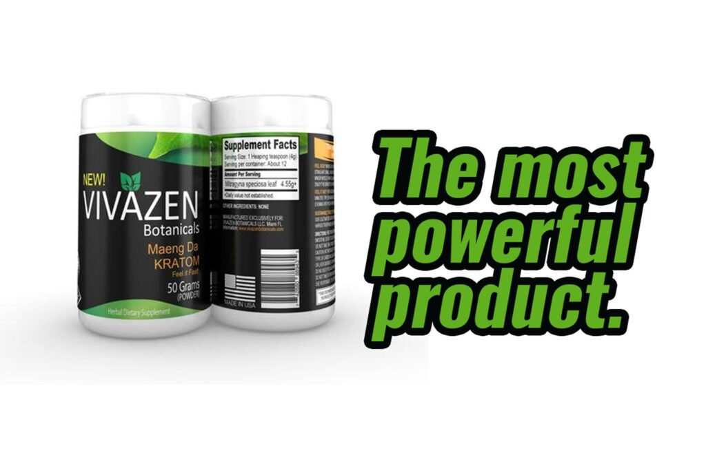 Buy Kratom Extracts Vivazen powder