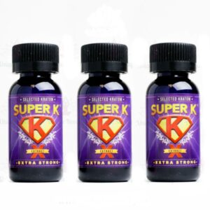 SUPERK STRONG KRATOM SHOT