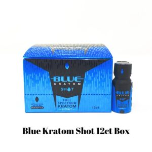 Blue Kratom Shot