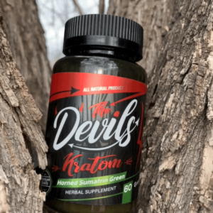 Red Devil Kratom Powder